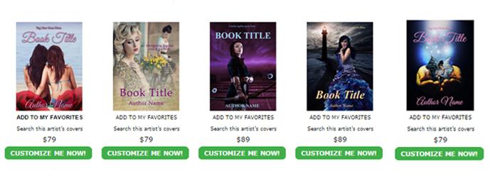 self-pub-book-covers-lineup
